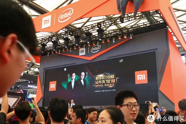 CHINAJOY 2018 游记