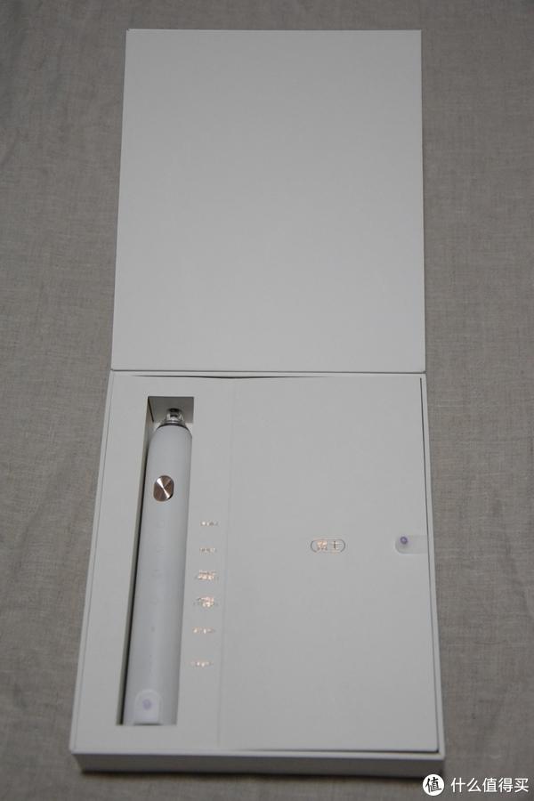 改变刷牙好帮手—SOOCAS 素士 X3 声波电动牙刷简单开箱使用