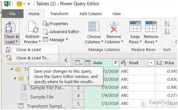 "FIC-Excel 篇二:Excel""宗师""技巧: 用PowerQuery轻松合并数据,从此告别VBA"