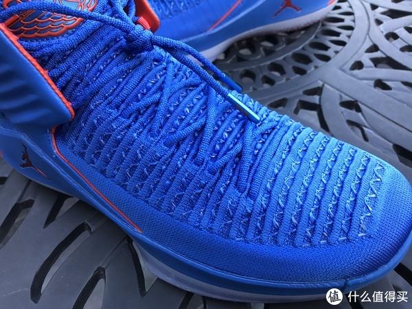 篮球鞋 篇一:威少雷霆专属配色—Air Jordan XXXII Russell Westbrook