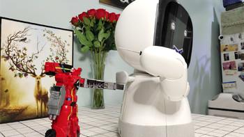 天降二宝,大叔重拾奶爸之力——小丹机器人体验报告