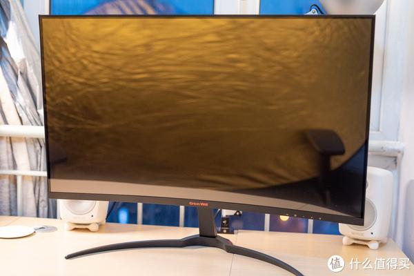 可以超频的显示器 长城32CZ39KP/2评测