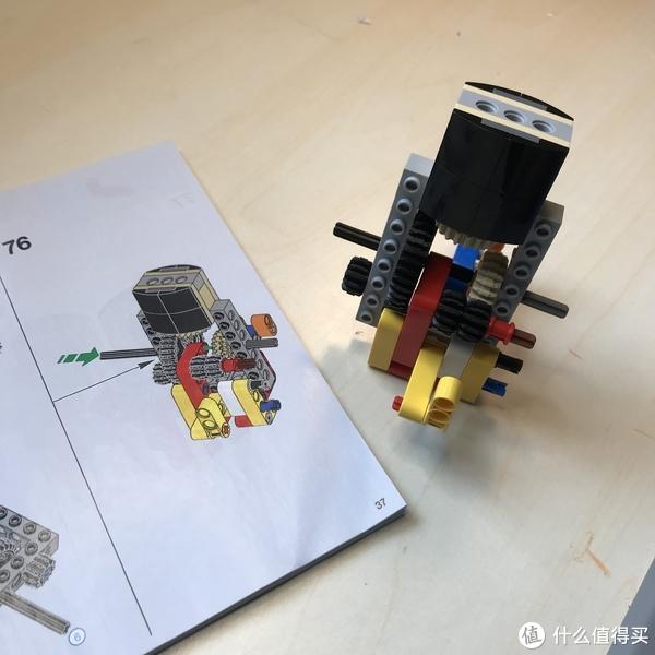 LEGO 乐高 75187 乐高星球大战 BB-8机器人(详解超多图)