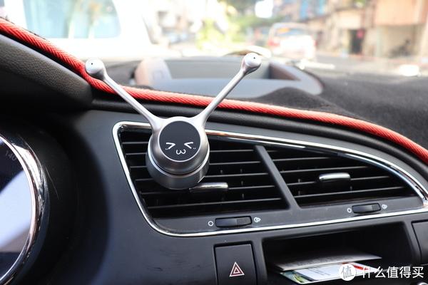 智能语音导航、打电话、汽车故障检测的手机支架了解一下—车萝卜小蜜