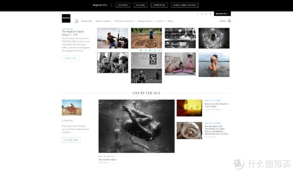分享几个自己小本本里的摄影网站,助你提高审美和想象力!