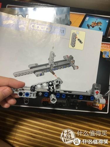 LEGO 乐高 42060 机械工程车组合开箱晒物