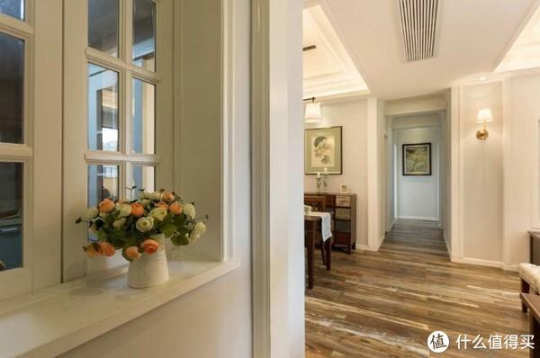 花18万装修89平新家,美式风格温馨时尚具备