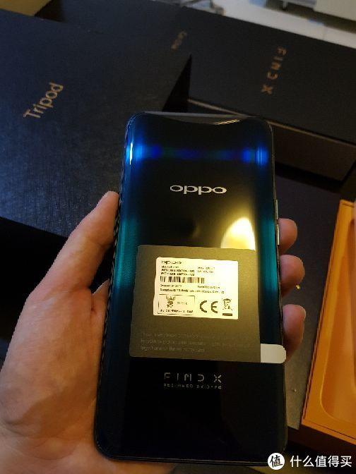 手机 篇一:Oppo find X 256G版 智能手机 超值晒单