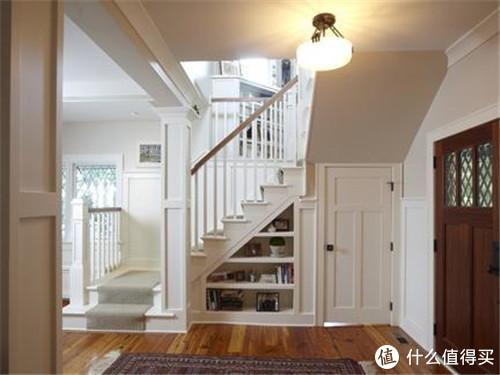 越来越多的人喜欢住复式,楼梯下那方小天地,看着就让人眼馋!