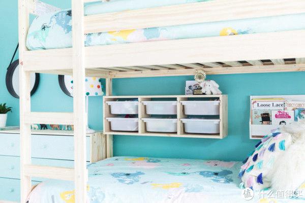 添了二孩如何改造儿童房?这套美国设计案例让国内父母汗颜!