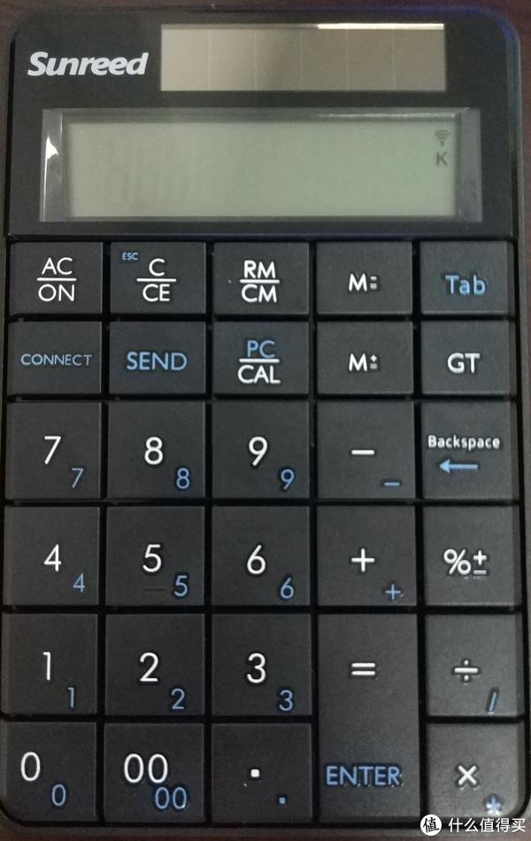 办公利器Sunreed多功能数字键盘开箱简评