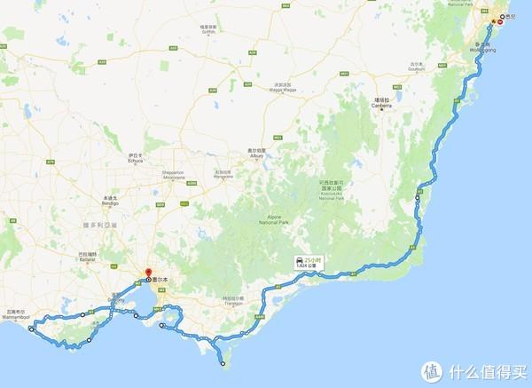 澳大利亚房车自驾经典行程推荐