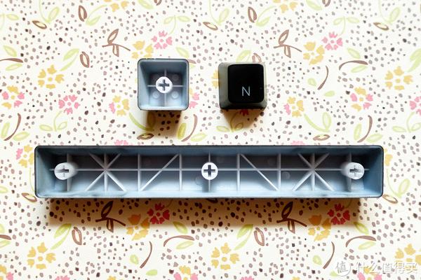 ABS键帽加身—ikbc F87黑色红轴机械键盘 晒物