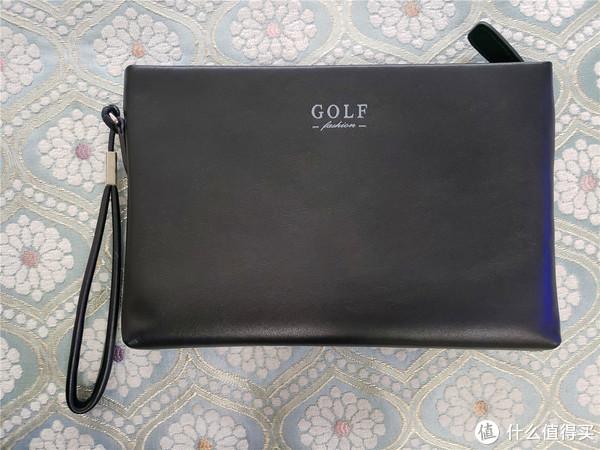 大肚量的夏日手包—GOLF 高尔夫 S582001 男士手包