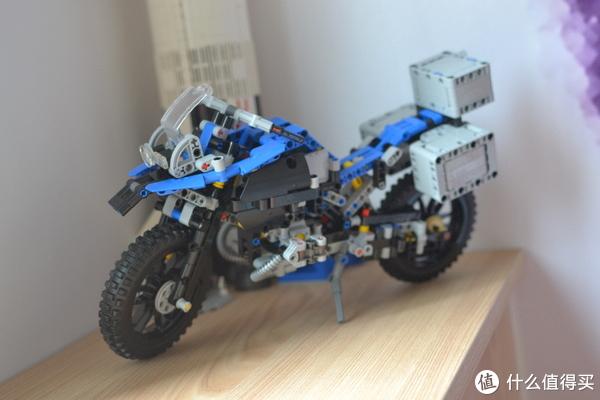 何以解忧,有我乐高 篇十:难得LP点值—LEGO 乐高 42063 宝马 R 1200 GS Adventure越野摩托车