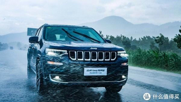 全新Jeep指挥官:一台令人难以拒绝的大五座SUV