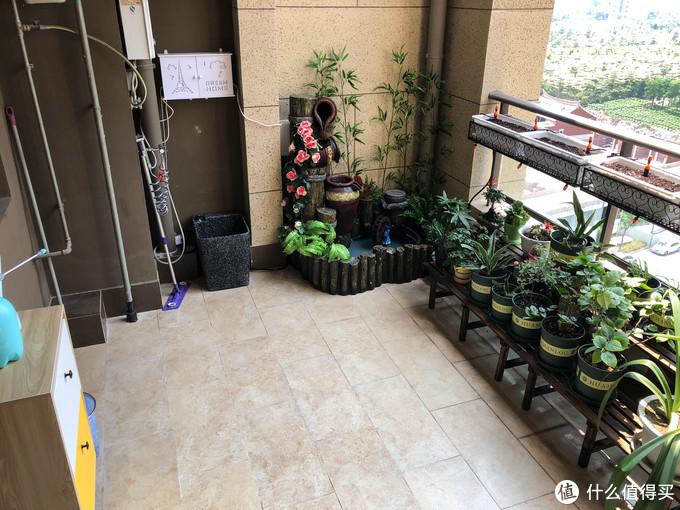 """13m²入户阳台变身""""入户花园""""!比客厅还大的阳台如何玩出新花样?"""