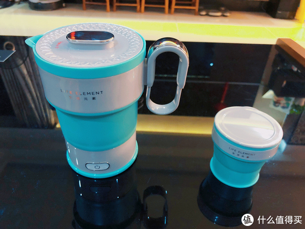 两款爆款便携热水壶的对比—不相伯仲