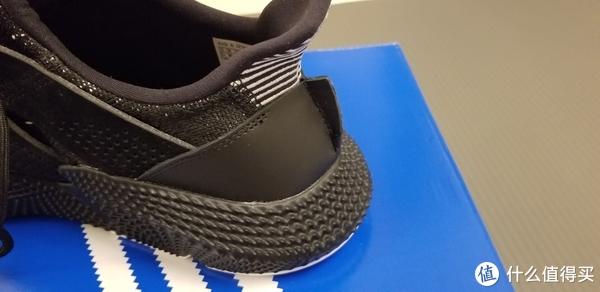 Adidas 阿迪达斯 Originals PROPHERE 运动鞋 全黑—晒单