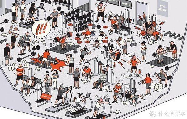 """作为一个决定""""迈开腿""""的新手,去健身房该从什么训练开始"""