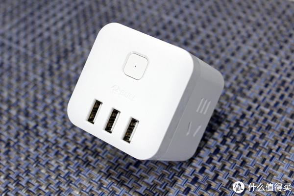 小物件解决大问题—公牛魔方USB插座