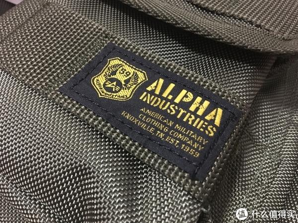男人也喜欢买包——阿尔法工业单肩包使用体验