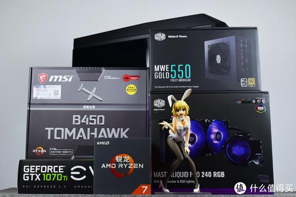 为怪物猎人世界而生,AMD 锐龙 Ryzen 7 2700+微星 B450装机体验
