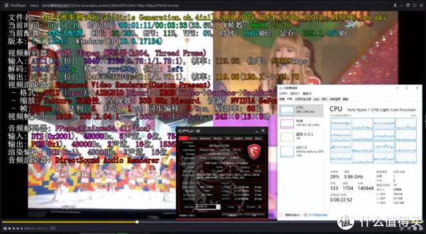 4K 120FPS视频软解