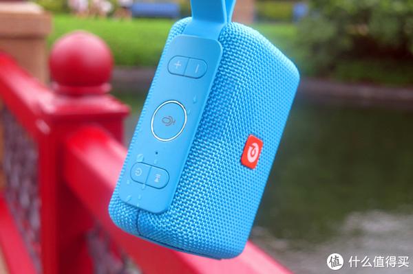 户外游玩新体验,与DOSS超级蓝牙音箱一起畅游迪士尼