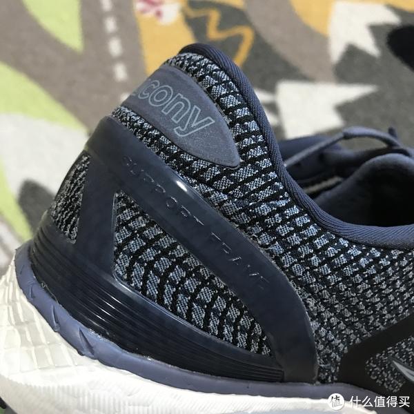 Saucony 圣康尼 LIBERTY ISO 跑步鞋(附与Freedom ISO对比)