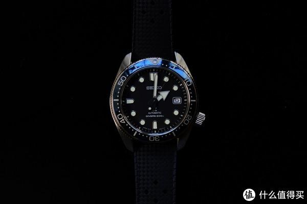 追溯1968的形韵——精工潜水表SBDC063/SPB079开箱(多图)