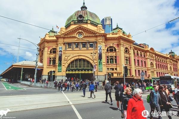 福林德街火车站,澳大利亚最早的车站