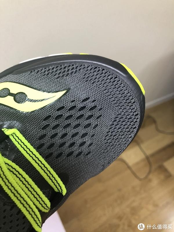 无愧旗舰之名——Saucony 圣康尼 Hurricane ISO 3 顶级支撑跑鞋开箱