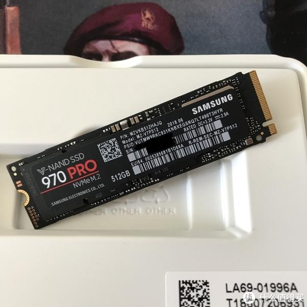 这不是一小步—Intel 英特尔 600P 升级 SAMSUNG 三星 970PRO 固态硬盘开箱