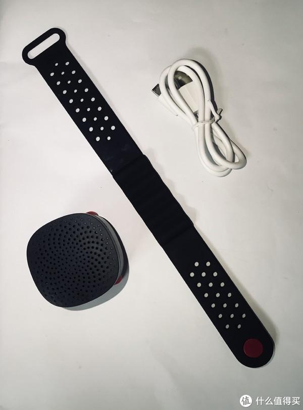 我带上音箱,你带上水泥,村口见---SOUNDO手腕音箱体验