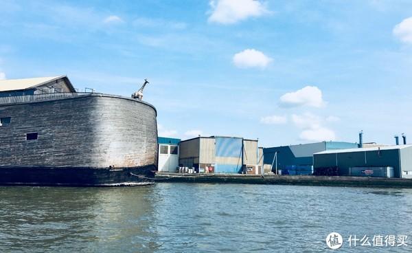 ▲世界最大木船:诺亚方舟博物馆