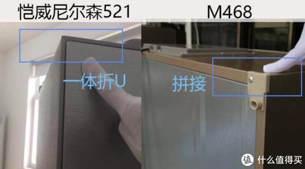 恺威尼尔森521&M468对比评测,详解如何挑选一台好冰箱