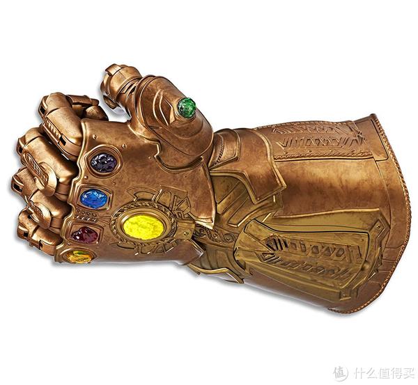 我也要打个响指 多种比例无限手套玩具推荐