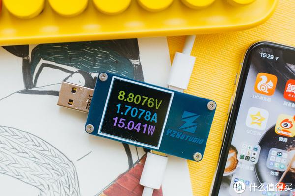 半小时破60%电量,Anker PD快充轻体验,附非原装线充电对比