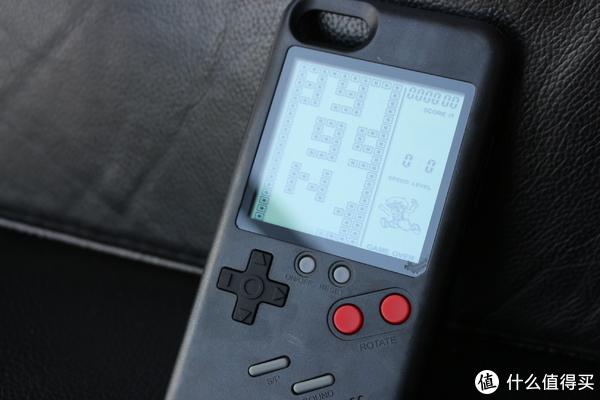 买都买了,就晒一个吧—钛美特 怀旧游戏机手机壳