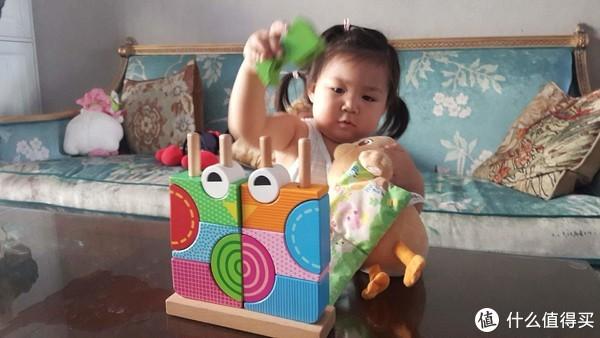 宝宝的第一款叠叠乐玩具——不仅颜值高!