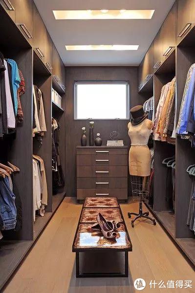 宁愿少一个卫生间,也要改造一个衣帽间