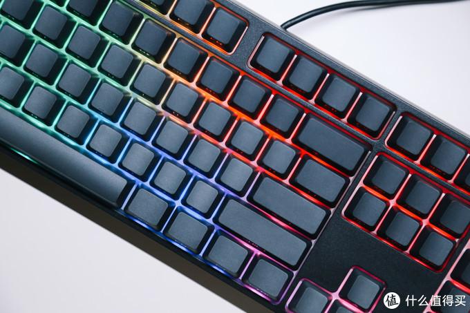 灯,等灯等灯:酷冷至尊 CK372 侧刻RGB机械键盘