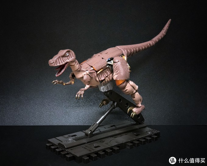 打不过就加入—TAKARA TOMY MP41 恐龙勇士 模型开箱