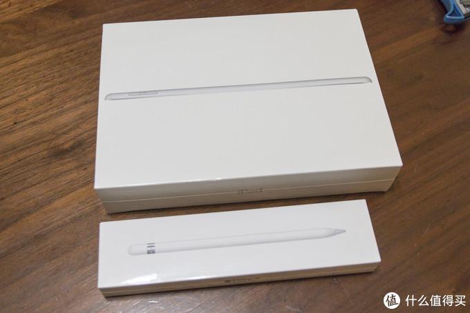 升级了?没升级?iPad 2018+Pencil晒单