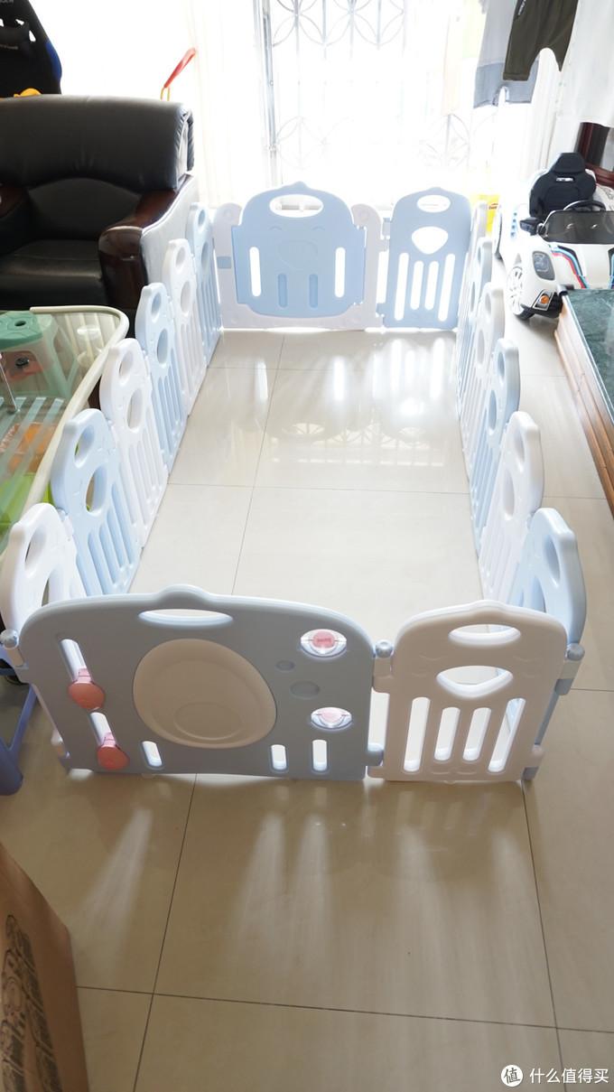 不将就! 宝宝安全永远是第一位,你需要一套贝瓦爬行垫和护栏