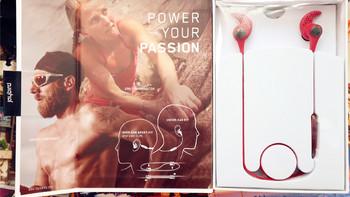 Jaybird X3 Wireless 无线蓝牙运动耳机细节展示(接口|线材|随身盒|耳塞套|包装)