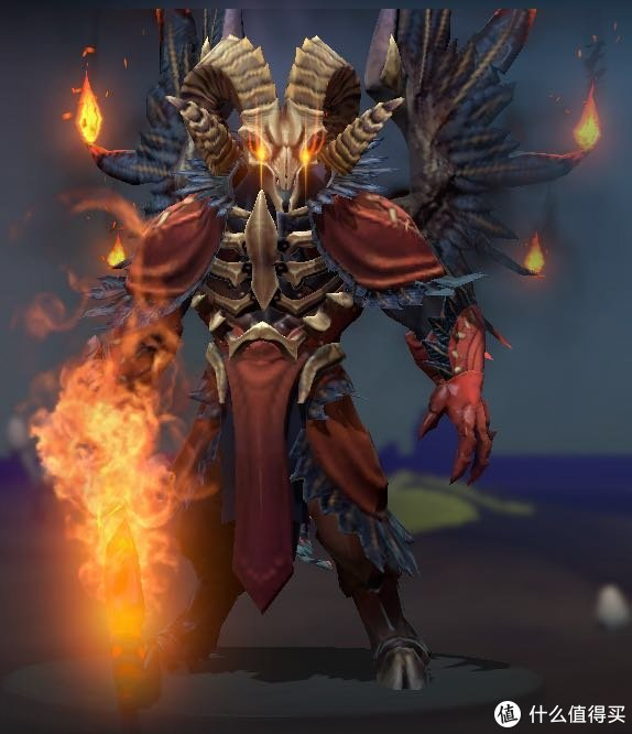 末日的这个翅膀是末日饰品里面最好看的了,使用的设计元素主要是一些火焰啊,骷髅头啊之类的。