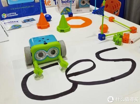 毛爸聊玩具:这款玩具,我喜欢至极 | LR Botley编程机器人体验报告