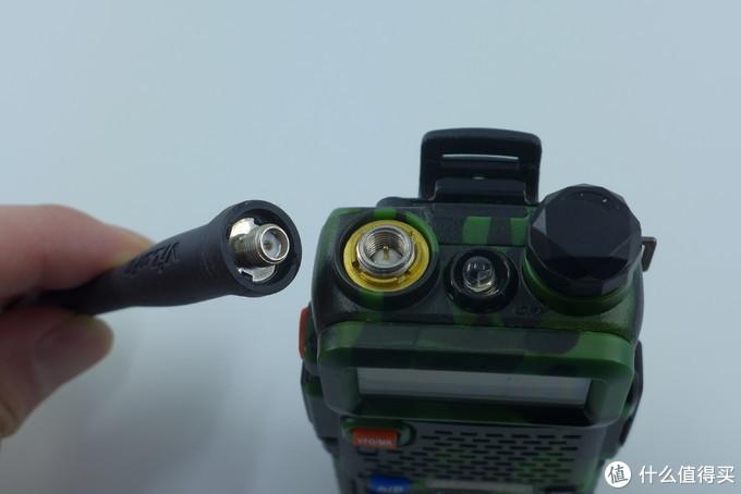 天线也是通用的SMA接口
